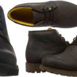 Botas Panama Jack de piel de napa en dos modelos para hombre en oferta