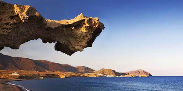 Cabo de Gata escapada de senderismo barata septiembre 2018
