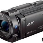 Cámara de vídeo Sony Handycam FDR-AX33 UHD 4K