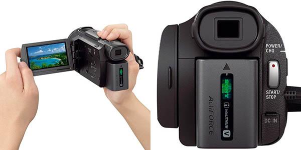 Sony Handycam FDR-AX33 UHD 4K en Amazon