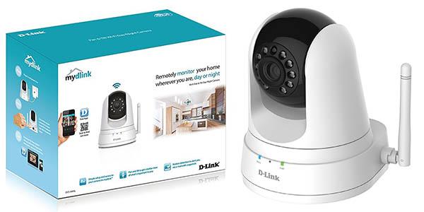 Cámara IP de vigilancia D-Link DCS-5000L con WiFi