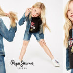 Chaqueta vaquera Pepe Jeans New Berry para niños barata en Amazon