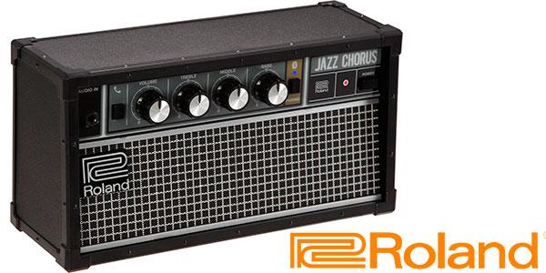Chollo Altavoz Roland JC-01 Bluetooth de estilo vintage