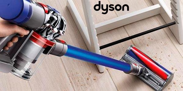 Chollo Aspiradora escoba sin cables Dyson V7 Fluffy de 100 W