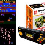 Chollo Consola retro portátil Atari Flashback con 60 juegos