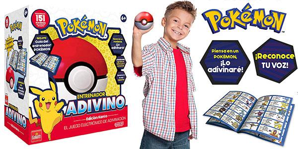 Chollo Entrenador Adivino de Pokémon