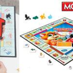 Chollo Juego de mesa Monopoly Junior Electrónico