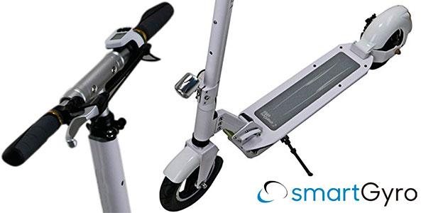 Chollo Patinete eléctrico SmartGyro Viper con batería de litio