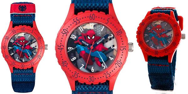 Chollo Reloj analógico de Spiderman para niñ@s