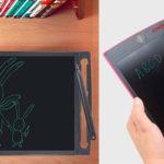 Chollo Tableta LCD Nobes de escritura y dibujo infantil de 8,5 pulgadas