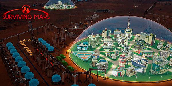 Chollo Videojuego Surviving Mars para PS4, Xbox One y PC Steam