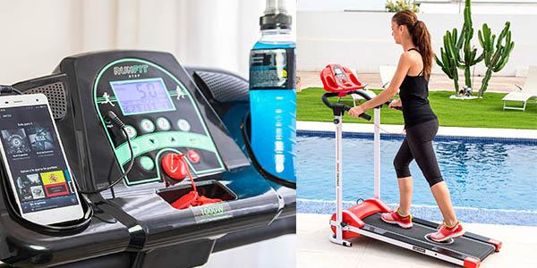 cinta de correr Cecotec Runfit Step con genial relación calidad-precio