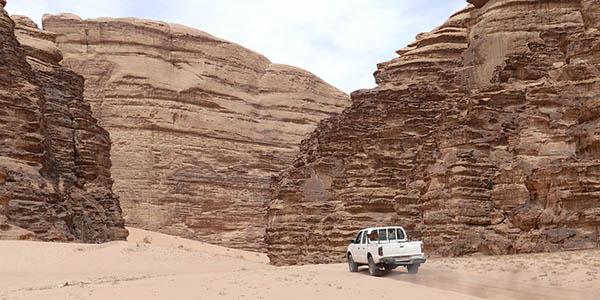 circuito Petra y desierto de Jordania oferta