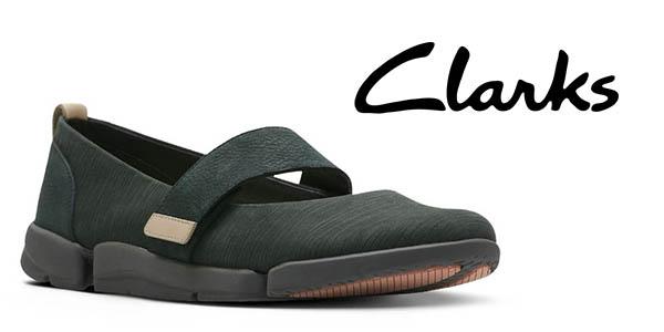 Clarks Tri Carrie zapatos baratos