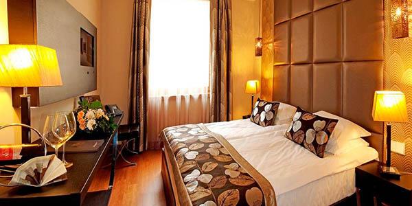 Continental Hotel Budapest de primera categoría chollo