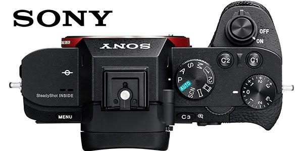 Cuerpo de cámara Sony Alpha ILCE-7M2 Evil en oferta