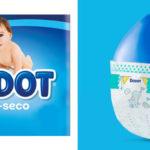 Dodot bebé seco