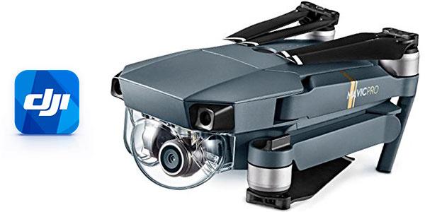 Dron cuadricóptero DJI Mavic Pro con cámara 4K barato