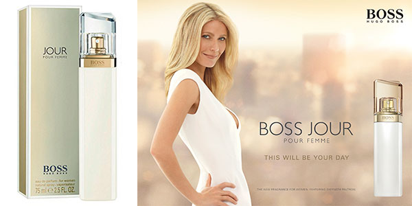 Eau de parfum Jour de Hugo Boss para mujer de 75 ml
