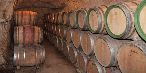 escapada a bodega de La Rioja con cata de vinos en oferta