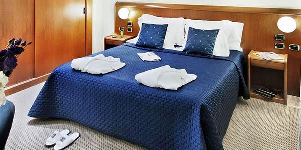escapada con hotel de 4 estrellas en Roma low cost