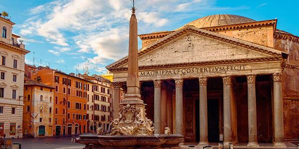 escapada a Roma barata septiembre 2018