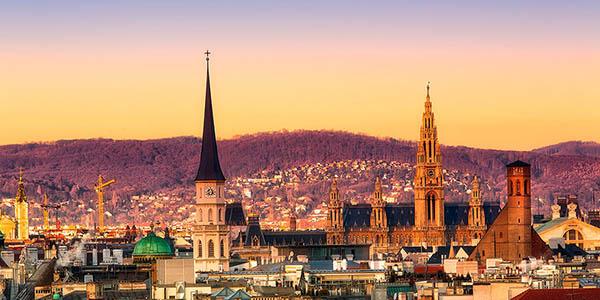 escapada a Viena barata septiembre 2018