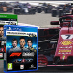 F1 2018 para PC Steam, PS4 y Xbox One