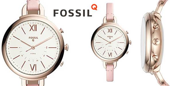 Fossil Q Annette smartwatch híbrido barato