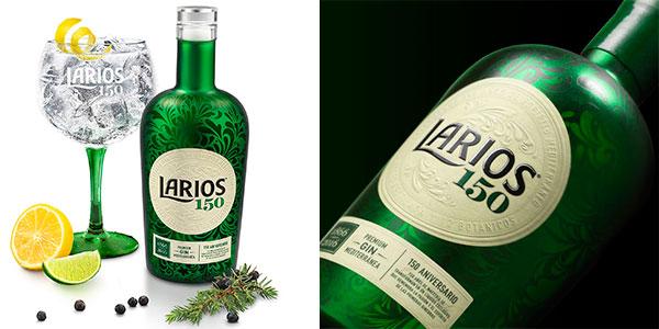 Ginebra Larios 150 Aniversario (700 ml) barata