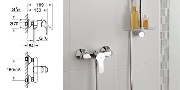 grifería para el cuarto de baño Grohe StartEdge chollo