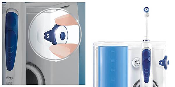 irrigador de limpieza dental Oral-B Oxyjet con micro burbujas chollo