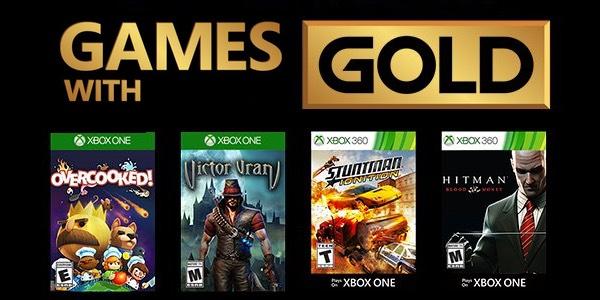 Juegos Gratis Con Gold En Octubre 2018 Para Xbox One