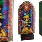 Lámpara de mesilla Link's Light The Legend of Zelda barata en Amazon