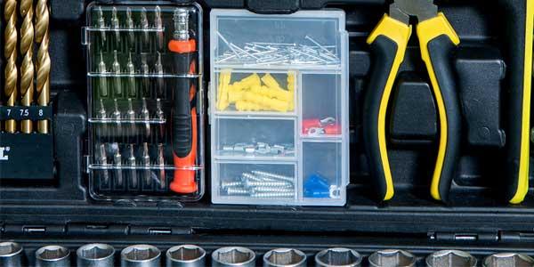 Maletín de herramientas Bohell SH303 de 303 piezas chollo en Amazon