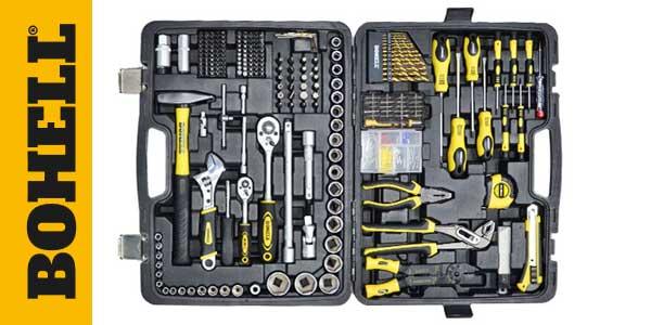 Maletín de herramientas Bohell SH303 de 303 piezas barato en Amazon