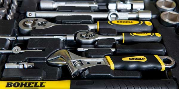 Maletín de herramientas Bohell SH303 de 303 piezas chollazo en Amazon