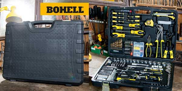 Maletín de herramientas Bohell SH303 de 303 piezas oferta en Amazon