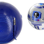 Mini Altavoz portátil diseño Star Wars Lazerbuilt SPSW-R2D2 con cable chollo en Amazon