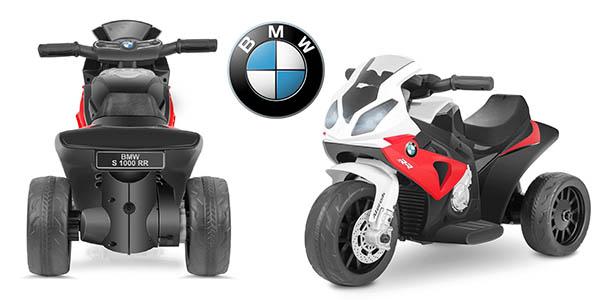 moto eléctrica infantil BMW barata