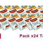 Pack 24 tarrinas Arroz integral Brillante con Chía, Quinoa, Espelta y Lino barato en Amazon
