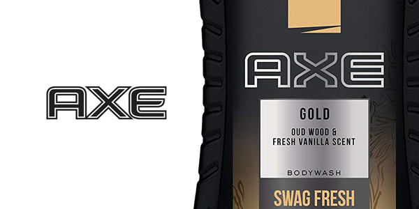 Pack 4 Botes Gel x400 ml Axe Gel Gold chollo en Amazon