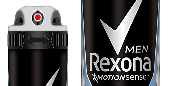 Pack de 6 bottes x 200ml Rexona Invisible Ice Fresh para hombre chollo en Amazon
