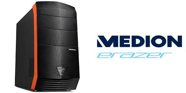Ordenador de sobremesa Medion Erazer X7734 D