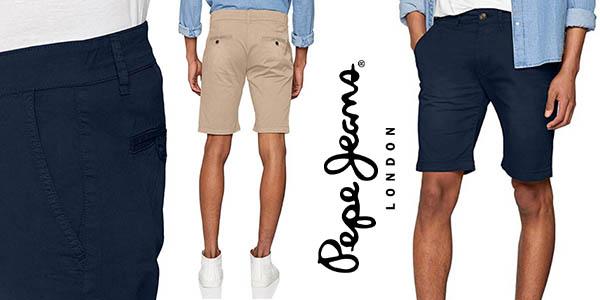 Pepe Jeans MC Queen Short pantalón corto para hombre barato