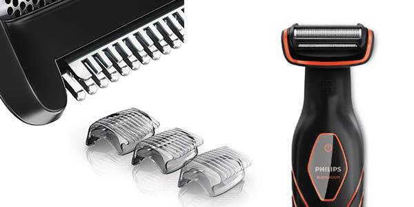 Philips BodyGroom BG2026/15 afeitadora para el cuerpo chollo