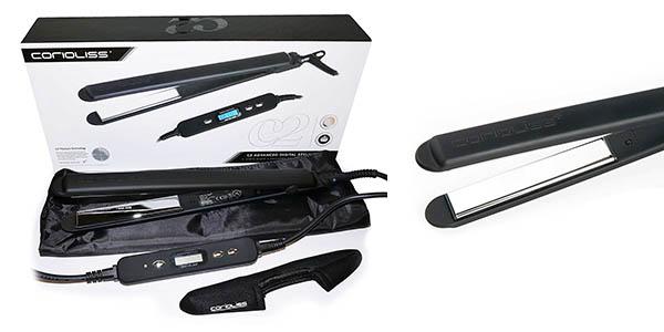 plancha de pelo Corioliss C2 Black Soft Touch oferta