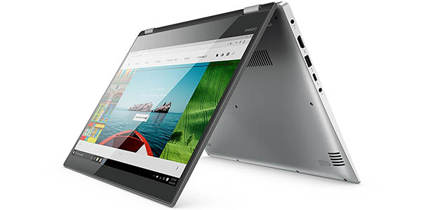 Portátil Lenovo Yoga 520-14IKB en Amazon