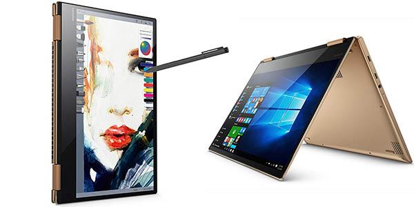 Portátil Lenovo Yoga 720-13IKBR de Amazon