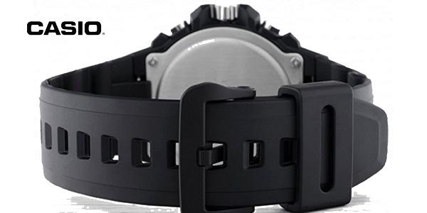 Comprar Reloj analógico Casio Collection MCW-100H-1AVEF para hombre chollo en Amazon